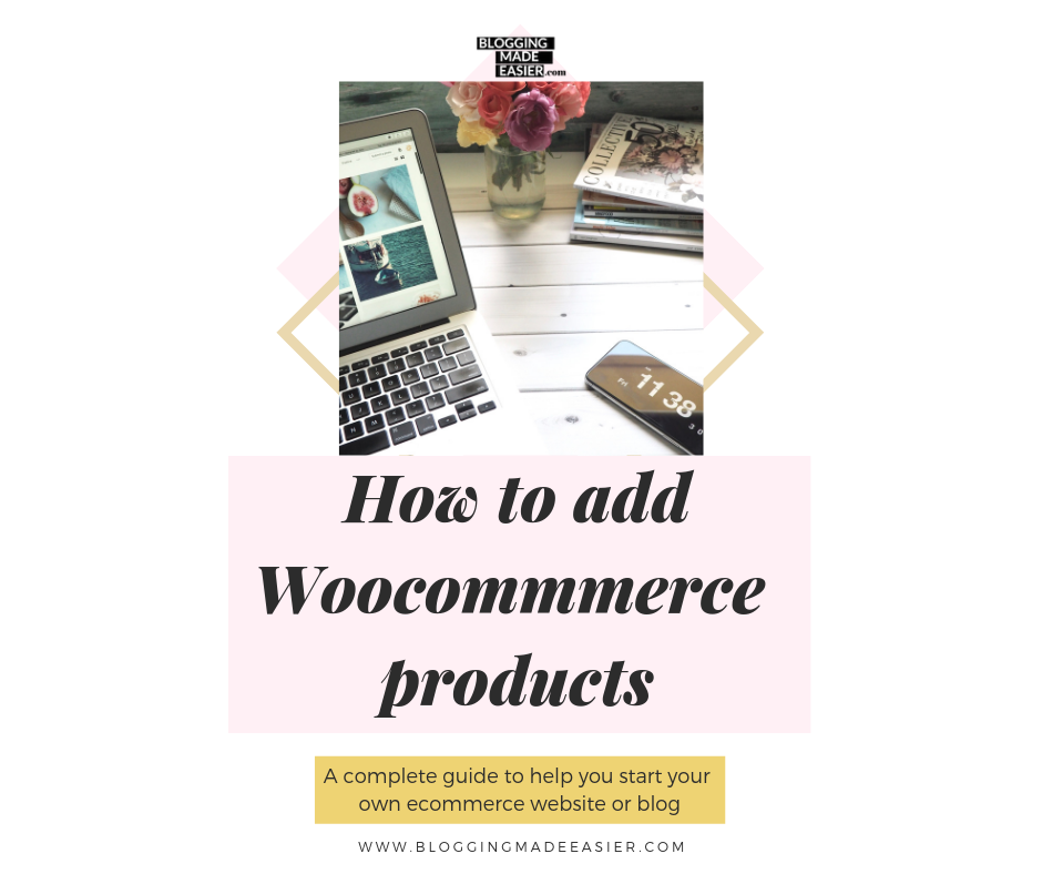 How to add products in Woocommerce store