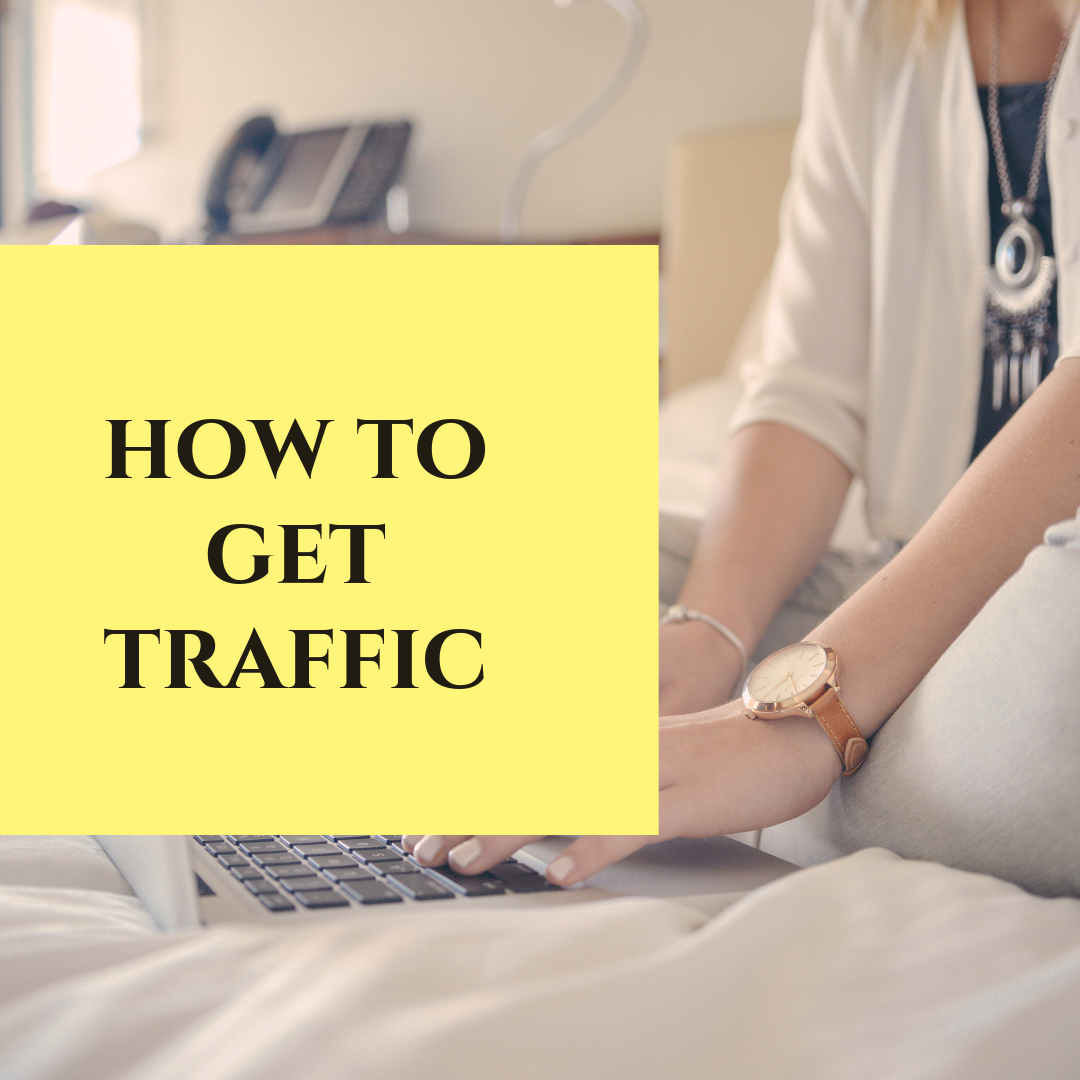 How to get Traffic blog website