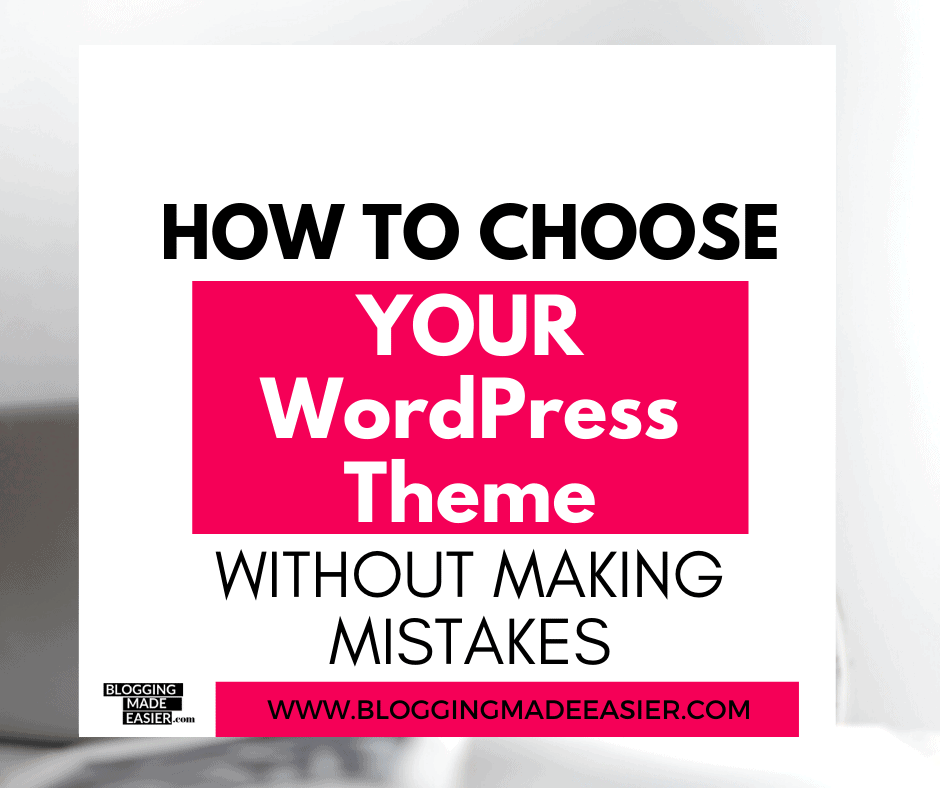 How to choose Best WordPress theme. Don't make these mistakes when you are choosing a WordPress theme perfect for your blog