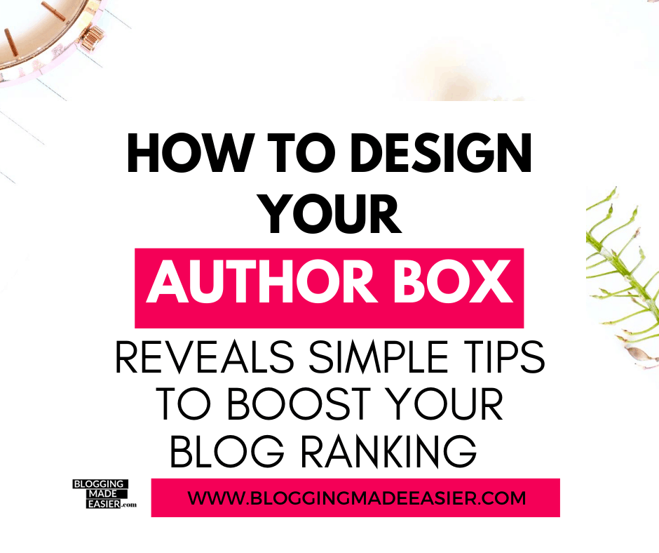 How to create Author bio using reusable block in WordPress. Quick SEO tips
