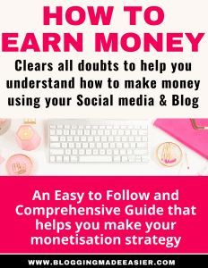 How to earn Money using Social Media and Blog